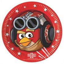 Star Wars Angry Birds parti tányér - 23 cm - 8 darab