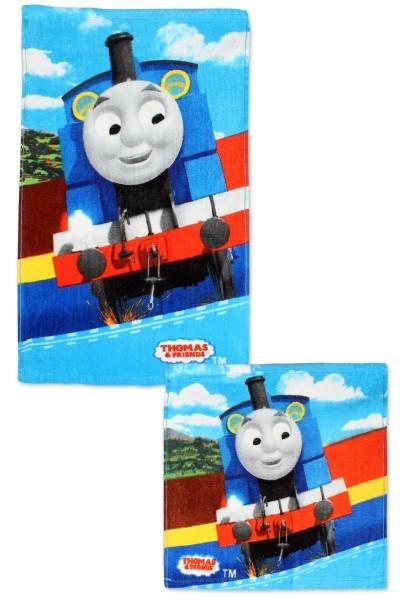 Thomas arc és kéztörölköző szett - DAY-DREAM WEBÁRUHÁZ 4bf41d2dbb
