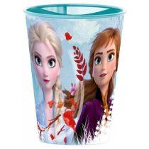 Jégvarázs műanyag pohár