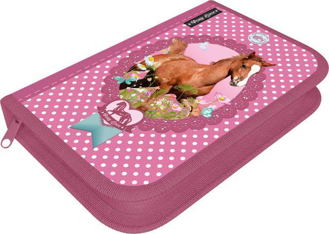 Lovas rózsaszín tolltartó - DAY-DREAM WEBÁRUHÁZ 6fd3225948