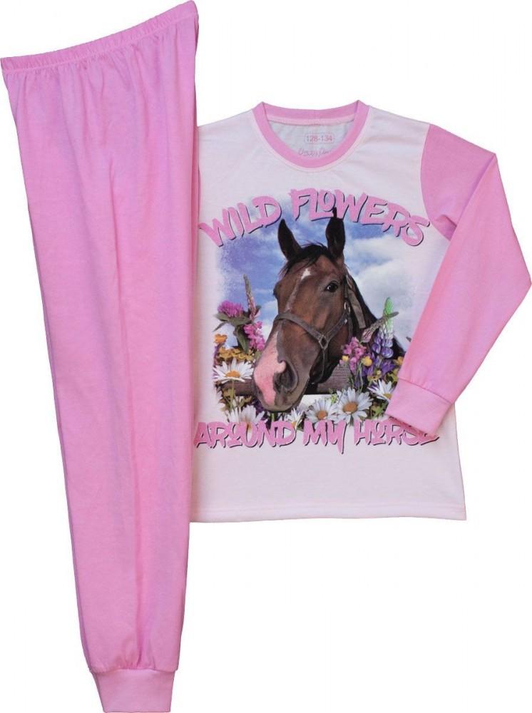 Lovas lány pizsama - DAY-DREAM WEBÁRUHÁZ 0ca9094033