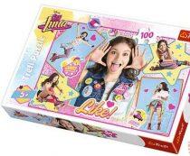 Trefl 100 db-os puzzle - Soy Luna - Kollázs