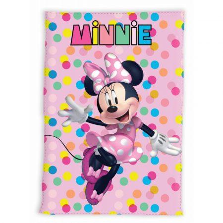 Polár takaró Disney Minnie 100 150cm - DAY-DREAM WEBÁRUHÁZ 91efeb1b55
