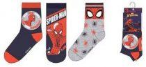 Pókember 3 db-os zoknicsomag