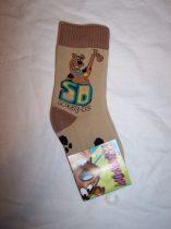 Scooby doo extra vastag zokni