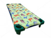 Steppelt matraclepedő fektető ágyra