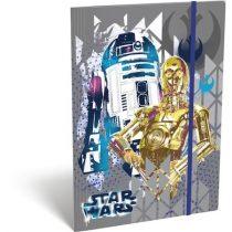 Star wars gumis A/4-es dosszié