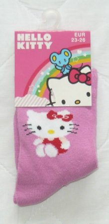 HELLO KITTY ZOKNI
