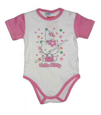 HELLO KITTY RÖVID UJJÚ BODY