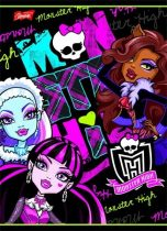 MONSTER HIGH FÜZET A/5 méret