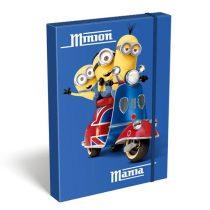 Minions füzetbox - A4