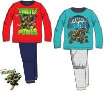 Gyerek hosszú pizsama Ninja Turtles, Tini Nindzsa Teknőcök 3-8 év