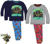 Tini Nindzsa Teknőcök gyerek hosszú pizsama 3-8 év
