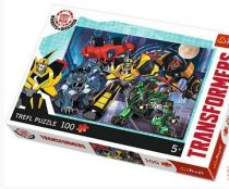Trefl 100 db-os puzzle - Transformers