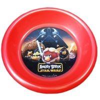 Angry Birds műanyag tányér