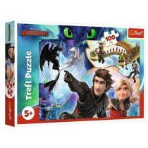 Így neveld a sárkányodat 3 puzzle 100 db-os XXL – Ravensburger