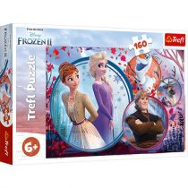 Jégvarázs 2 puzzle 200 db-os – Trefl
