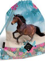 Rózsaszín lovas tornazsák