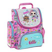 LOL Surprise merevített iskolatáska hátizsák