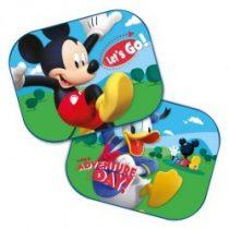 Mickey egér (Donald) autós napellenző