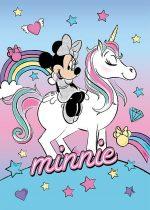 Polár takaró Disney Minnie 100*140cm