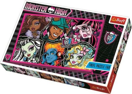 Monster High puzzle 160 db-os