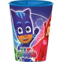 PJ Masks, Pizsihősök pohár, műanyag 260 ml