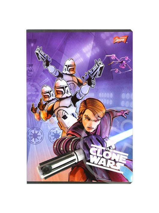 Star Wars füzet A/5-ös