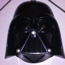 Darth Vader maszk- műanyag