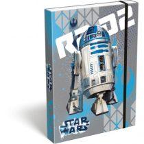 Star Wars füzetbox A/4