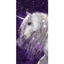 Unicorns, Unikornis fürdőlepedő, strand törölköző 70*140cm
